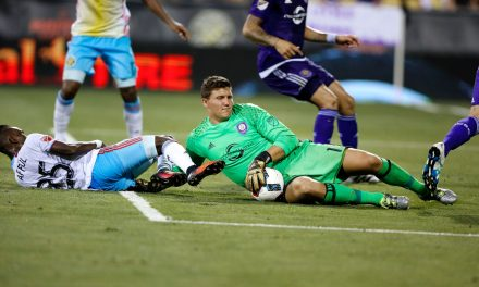 PLAYER OF THE WEEK: Orlando goalkeeper Bendik makes some saving graces