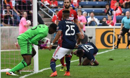 READY TO SAVE HIS CAREER Johnson welcomes a second chance with NYC FC