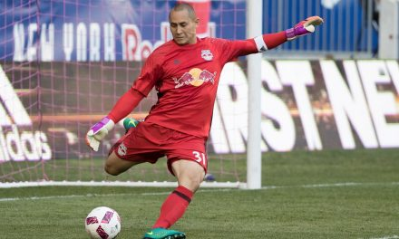 OWNING ANOTHER GAME: Own goal lifts Red Bulls to victory for second consecutive week