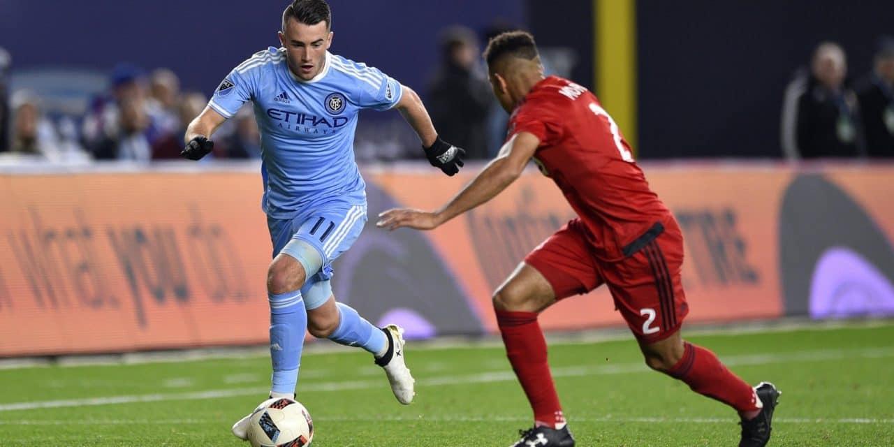 SEEING GREEN: NYC FC's Harrison, Johansen, Matarrita get green cards, freeing up an international slot