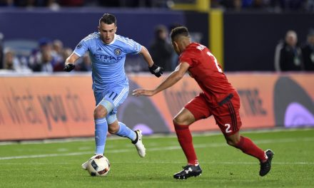 SEEING GREEN: NYC FC's Harrison, Johansen, Matarrita get green cards, freeing up an international slot