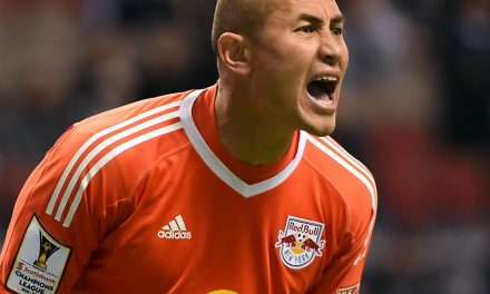 PRESEASON ELIMINATION: Three days prior to their MLS opener, Red Bulls ousted from CCL