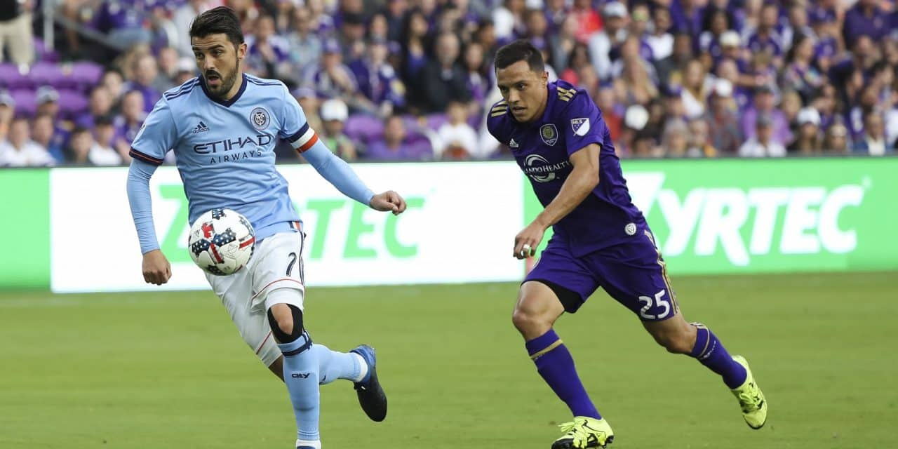 A TOUGH START: Despite dominating Orlando City, NYC FC can't solve its hosts in season-opening loss