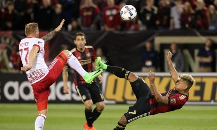 COMEBACK KIDS: Red Bulls rally in final minutes to spoil Atlanta's opener
