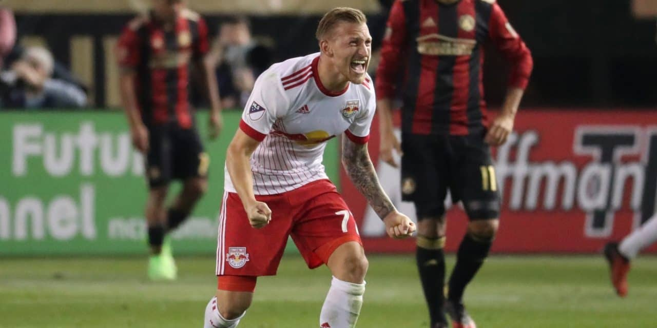 GOAL OF THE WEEK: Daniel Royer's heady equalizer in Red Bulls' win