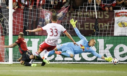 ANOTHER ROBLES RECORD IN THE OFFING: Red Bulls goalkeeper poised to pass on MLS consecutive games played list