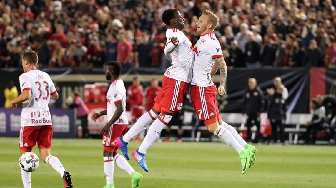 SHOWING THEIR RESILIENCE: Sacha says Red Bulls never got desperate despite trailing Atlanta