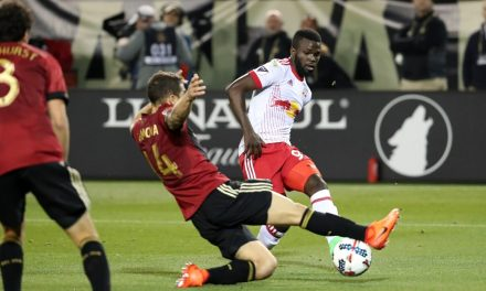 NO KEMAR: Lawrence not with Red Bulls due to personal reasons