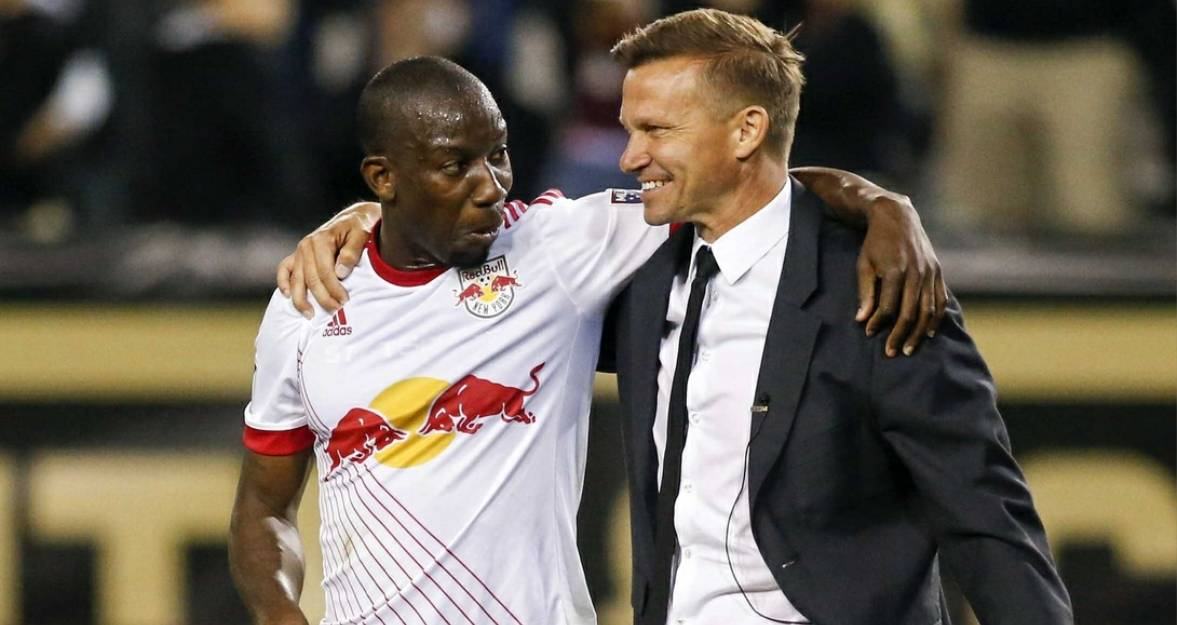 BACK FOR MORE: Red Bulls sign BWP to a new, multi-year contract