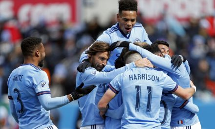 NO CONTEST: Villa, NYC FC roll over D.C. United, 4-0
