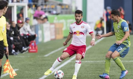 NO EXCUSES: Red Bulls know they did not play well or up to their potential