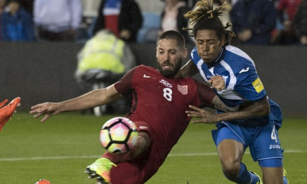 MAKING THE U.S. GREAT AGAIN: Dempsey strikes thrice as Americans roll over Honduras, 6-0, in Arena's return