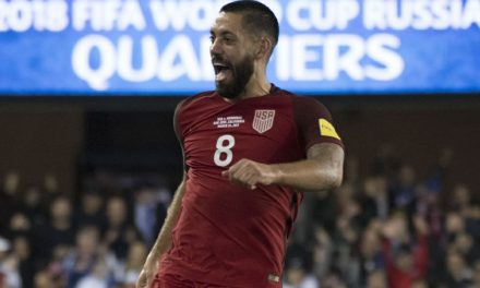 HEART AND SOUL: Dempsey shows the world he's back – in triplicate