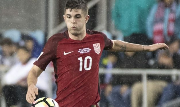 OFFSIDE REMARKS: Creating, scoring goals and stealing the conversation: Pulisic