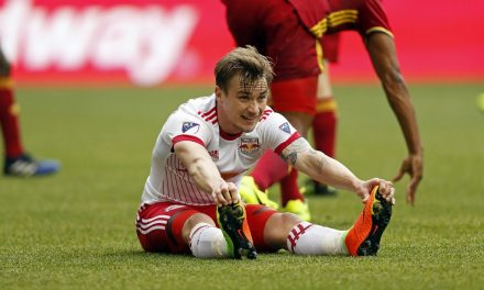 LOST OPPORTUNITY: Red Bulls play short-handed RSL to scoreless draw