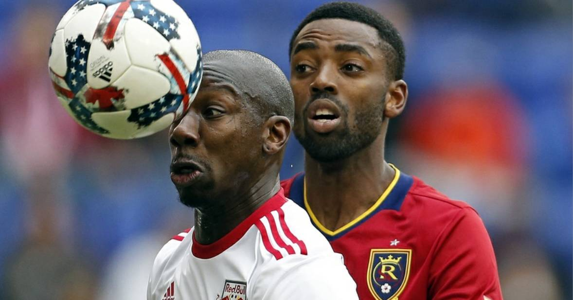 NO GOALS, NO VICTORY: Red Bulls move into first place, but continue their sputtering offensive start with a 0-0 tie