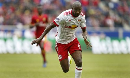 IN NEGOTIATIONS: Report: Wright-Phillips in contract extension talks