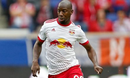 SLOW STARTER, GREAT FINISHER: Wright-Phillips is off to another so-so start, but he has proven to have the finishing touch