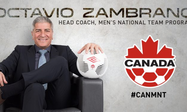 ZAMBRANO ON HIS LATEST CHALLENGE: 'This is the pinnacle of my career … I intend to do my very best'