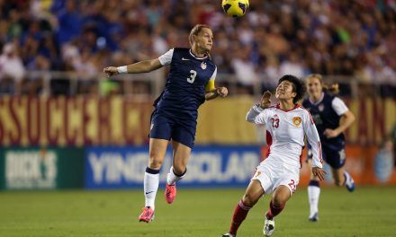 ONE-ON-ONE: With Christie Rampone, who will be honored by U.S. Soccer for her long, successful career