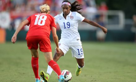 SHE'S A HIGHLIGHT REELS UNTO HERSELF: Dunn's goals, other scores in USWNT win