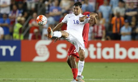 A WONDO-FUL ADDITION: Wondolowski added to U.S. WCQ roster