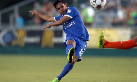 COUNTRY WINS OVER CLUB: Cosmos will be missing Flores, Menjivar, Herrera for season opener