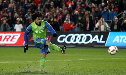 A ROMAN HOLIDAY: MLS suspends Sounders' Torres for Red Bulls game