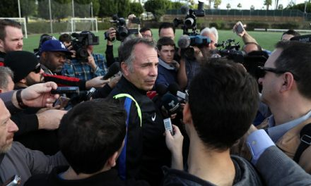 MEET THE PRESS: U.S. coach Bruce Arena talks about Panama qualifier