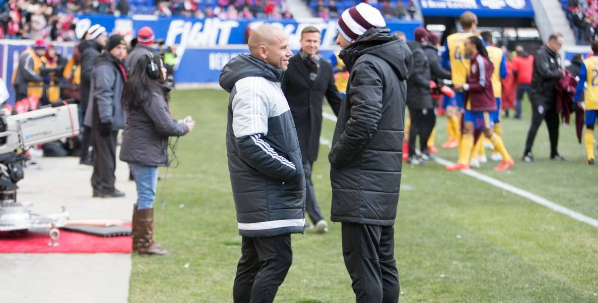 STAYING PUT: Report: Armas turns down RSL coaching interview