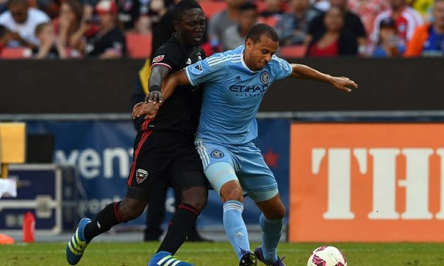 JASON INTO THE LAND OF THE ARGONAUTS: Ex-NYC FC defender Hernandez signs with Toronto