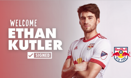 SOME FORWARD THINKING: Red Bulls II sign 2nd-round draft pick