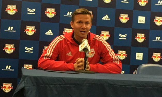 JESSE TALKS: About Red Bulls' latest victory