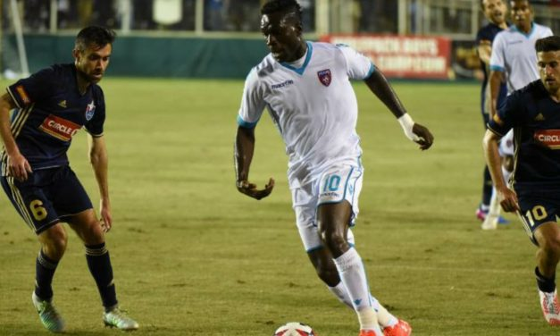 TEAM OF THE WEEK: Cosmos' Maurer, Mendes, Miami's Poku honored by NASL