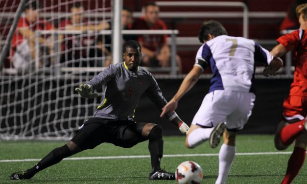 FOR THE REPUBLIC: Sacramento signs ex-St. John's standout, Red Bulls II GK Diaz