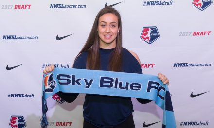 A FRIENDLY CALL-UP: Canada recalls Sky Blue GK Sheridan for Olympic reunion games
