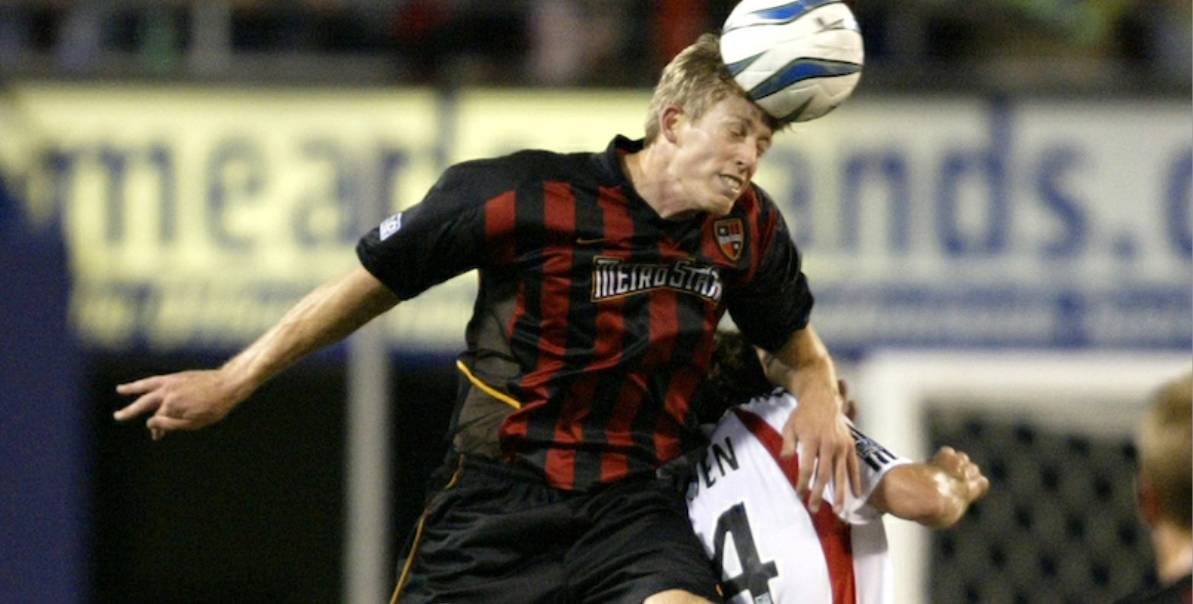 ONCE THEY WERE DAFFY DRAFTERS: In their early days, Red Bulls/MetroStars were not on target