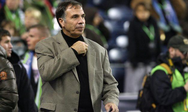 MEET THE PRESS: U.S. coach Arena talks about Friday's qualifier vs. Honduras