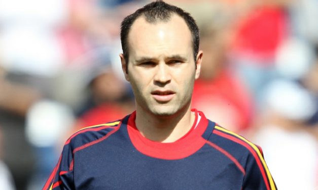THE DOOR IS STILL OPEN: Report: NYC FC could be in Iniesta's future