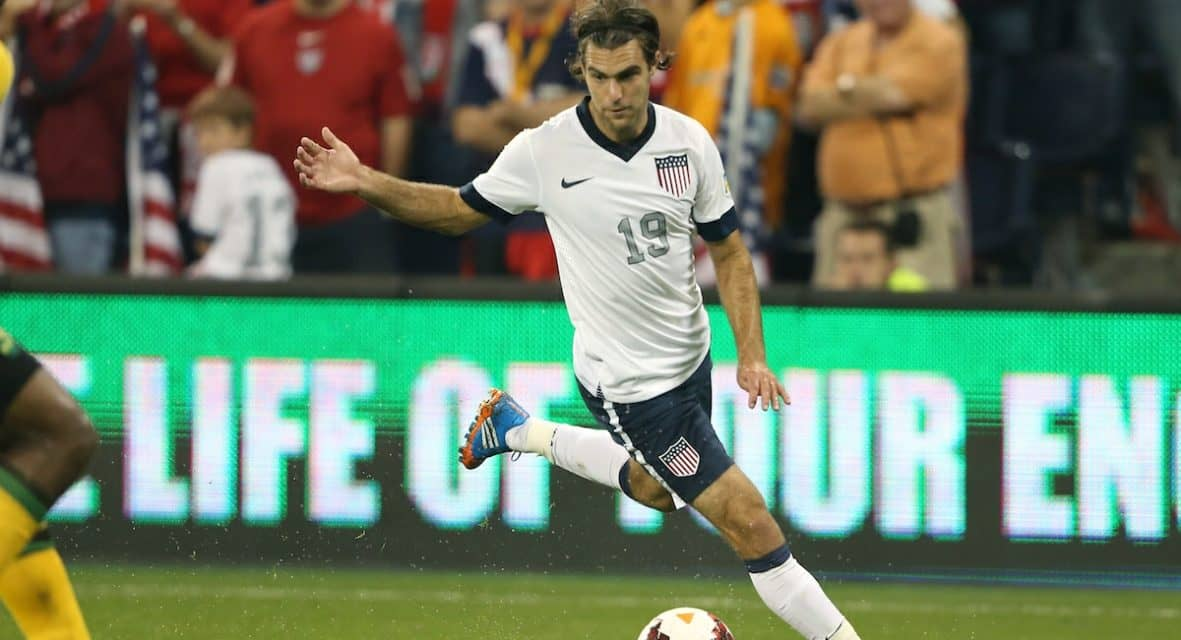 ANOTHER SUBSTITUTION: Zusi replaces Johnson on U.S. WCQ roster