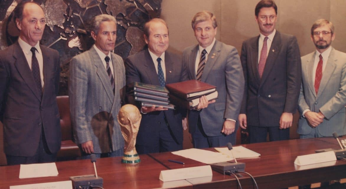 BEHIND THE SCENES: When the U.S. bid for the World Cup in 1987