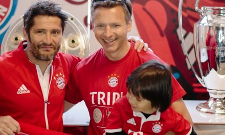 DESERVING MUCH MORE: Lizarazu: Bayern v Real Madrid is worthy of a final, not quarterfinal
