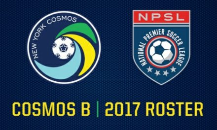 A DANDY DOZEN: Cosmos B sign 12 players for NPSL season