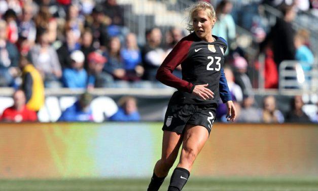 SCANDINAVIA BOUND: O'Hara, Long, Dunn called into women's team for 2 June friendlies