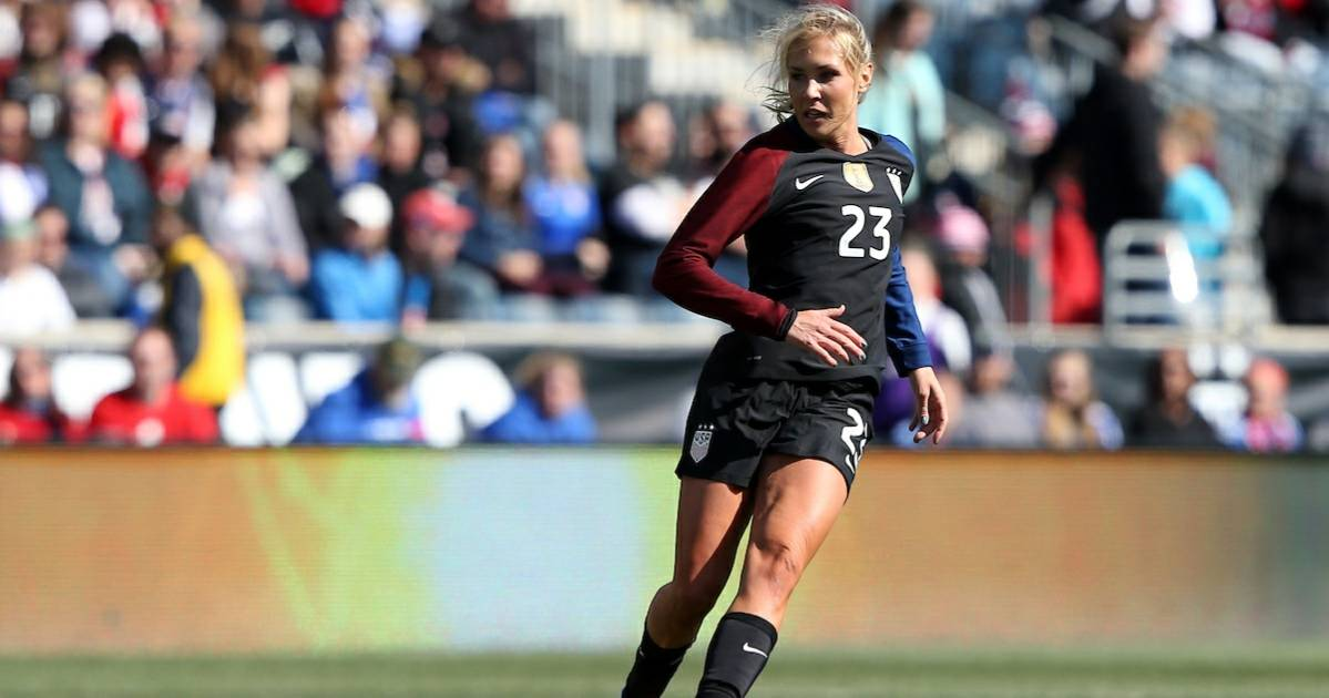 MAKING THE LIST: Northport, N.Y.'s Allie Long allocated player for NWSL season