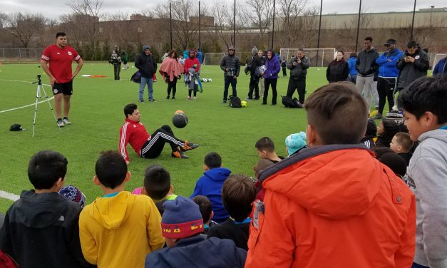 A CELEBRATION OF SOCCER: NJ Youth Soccer and Just One Soccer League