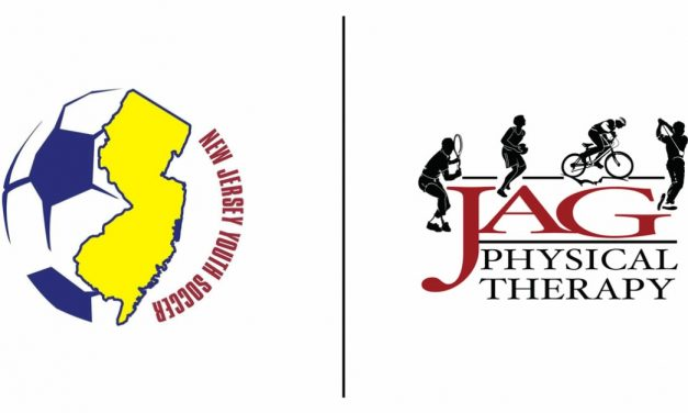 CONTINUING PARTNERSHIP: New Jersey Youth Soccer, JAG Physical Therapy