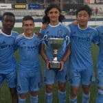 THAT CHAMPIONSHIP FEELING: NYC FC U-16's win Generation adidas Cup crown