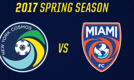 DON'T ASK: Miami routs Cosmos in MCU Park opener, 3-0