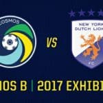 GOING DUTCH (LIONS): Cosmos B to play vs. Wim Rijsbergen team June 16